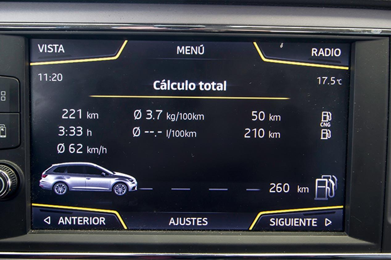 Seat León ST TGI: prueba de 50.000 km