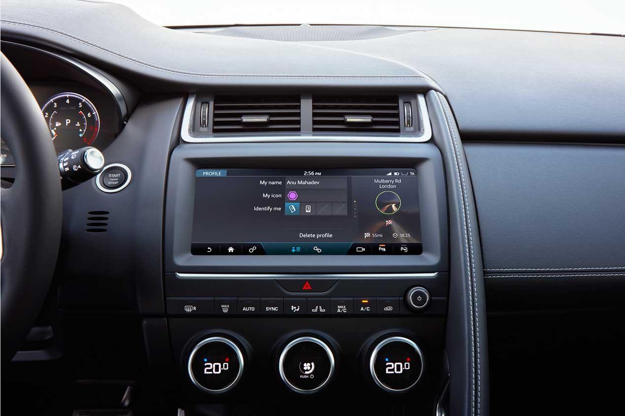 Jaguar E-Pace, pequeña renovación para el SUV compacto