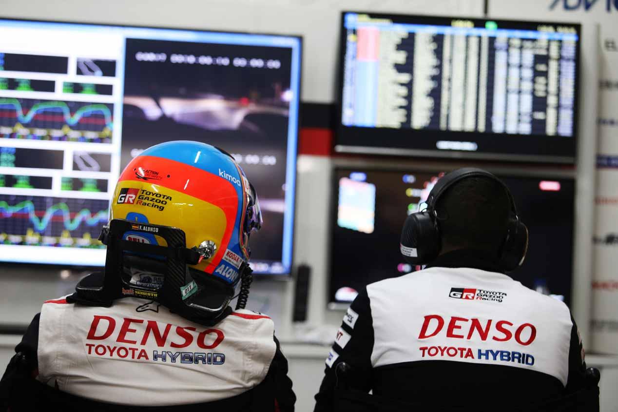 Alonso y Toyota, favoritos en las 24 Horas de Le Mans 2018