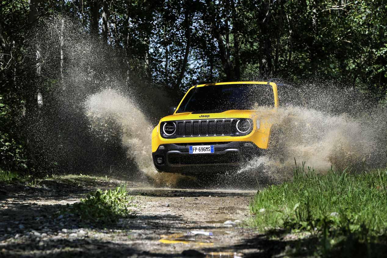 Probamos el Jeep Renegade 2019