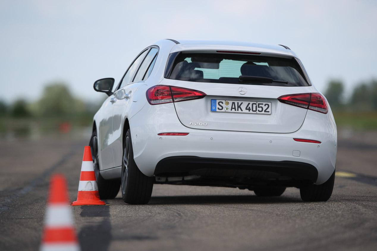 Comparativa: Audi A3, BMW Serie 1, Mercedes Clase A y VW Golf