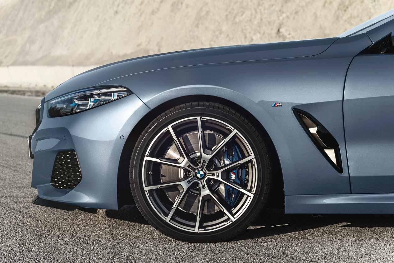 Oficial: las mejores imágenes del BMW Serie 8 Coupé