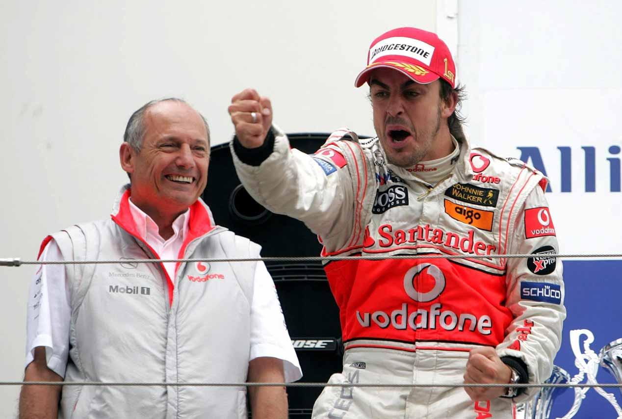 La carrera deportiva de Fernando Alonso, en imágenes