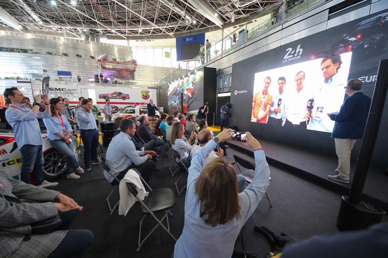 AutoRacing Madrid 2018: así estamos disfrutando del Salón