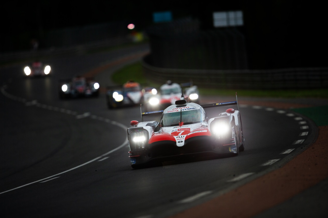 24 Horas de Le Mans 2018: sábado