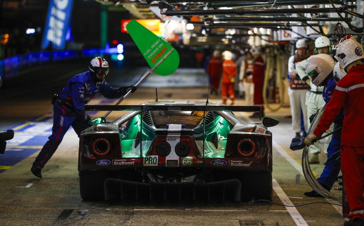 24 Horas de Le Mans 2018: las mejores imágenes de la noche