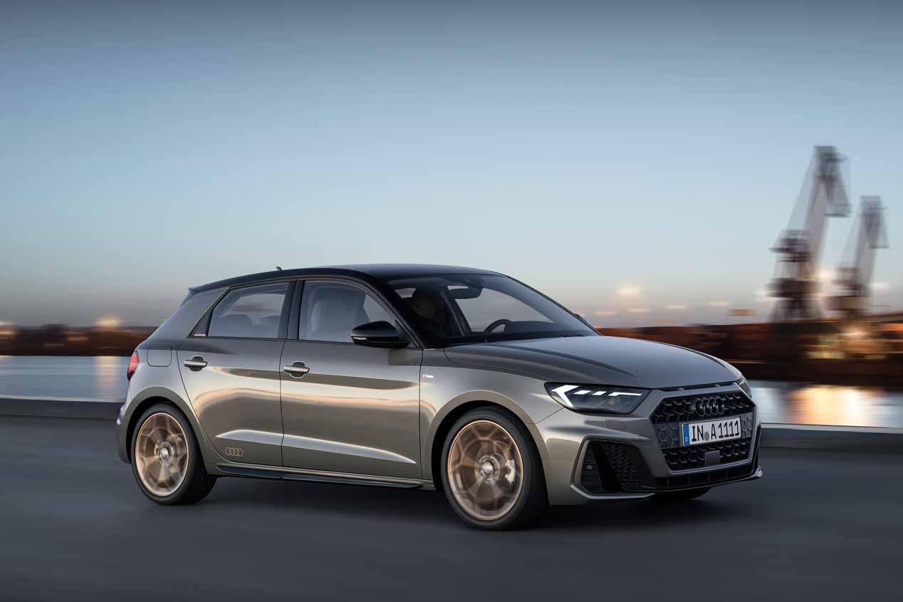 Oficial: Audi A1 2018, sus mejores imágenes