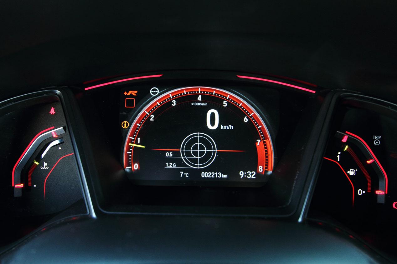 Honda Civic Type R: de récord en Spa-Francorchamps