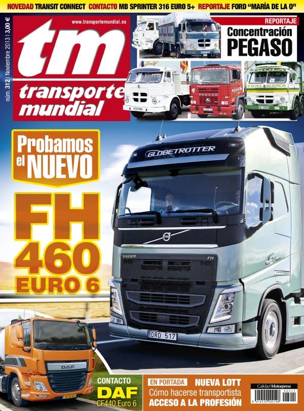 Portada Revista Transporte Mundial
