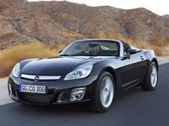 Opel GT y Corsa OPC