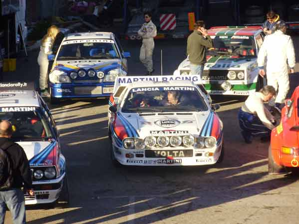Legend Historic Rallye Cantabria 2010