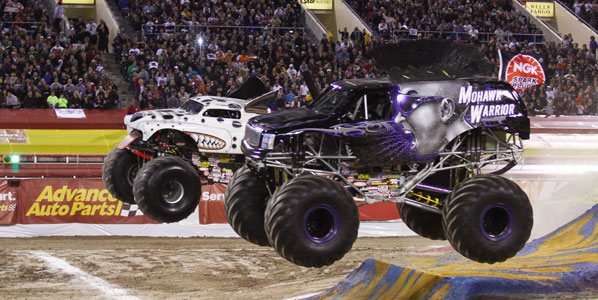 Gana cinco entradas para la Monster Jam