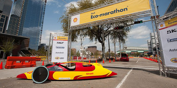 Los récords de los coches ecológicos
