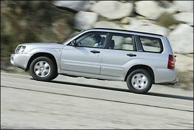 Subaru Forester 2.0x