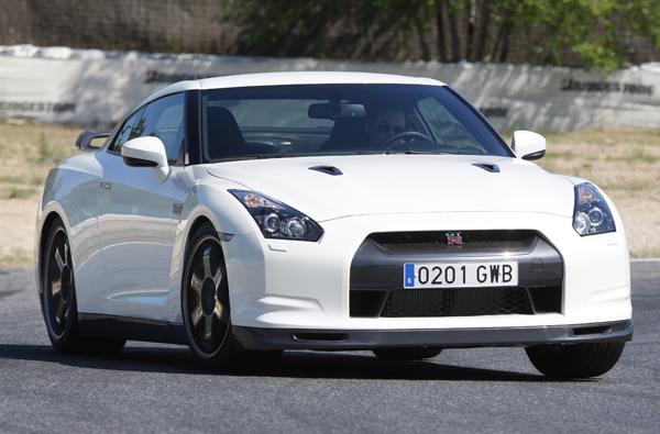 Nissan GT-R la prueba