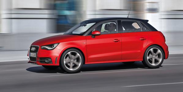 El Audi A1 Sportback, desde 16.720 euros