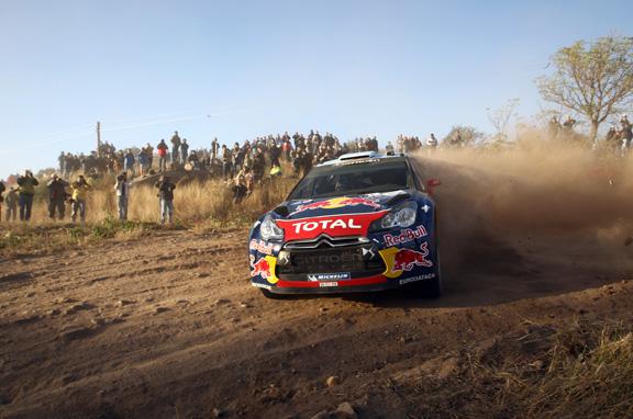 Mundial de Rallyes 2012