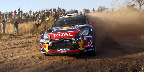 Todo sobre el Mundial de Rallyes 2012