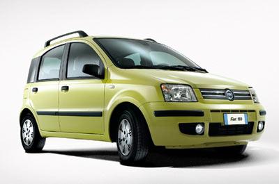 Nuevos productos Fiat: Panda y Punto MPV