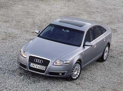 Audi A6 versión 2004
