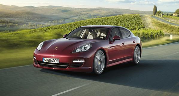 Nuevos motores para el Porsche Panamera