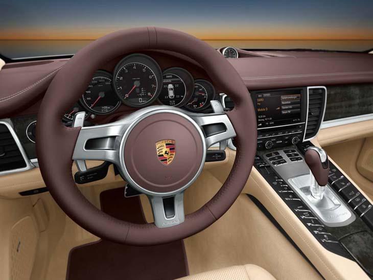 Nuevos motores para el Porsche Panamera.