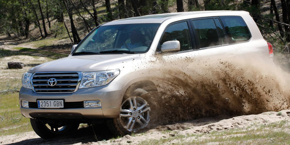 Toyota Land Cruiser LC 200