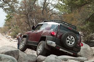 Toyota FJ Cruiser, el 4x4 más extremo | Todas las noticias ...