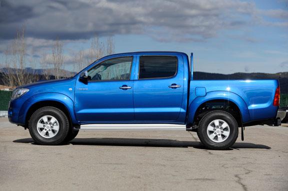 Toyota RAV4 y Toyota Hilux