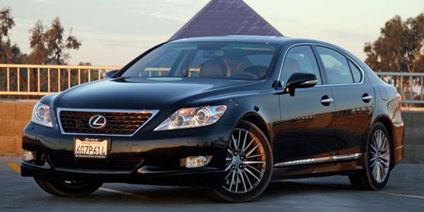 Lexus, la marca más fiable en EE.UU.