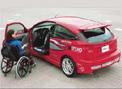 Menos impuestos para los conductores discapacitados