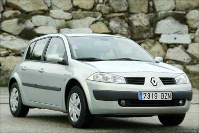 Renault Mégane II 1.4 16V