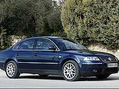 Volkswagen Passat W8 4 Motion