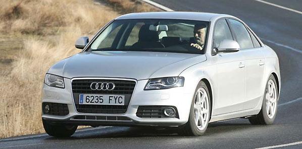 Audi A4: nuevos motores y cajas de cambio