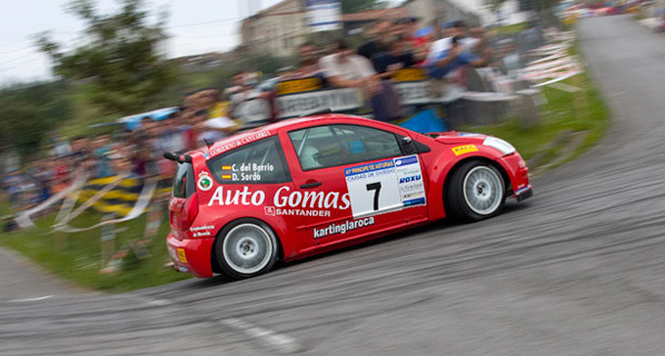 El Rally Islas Canarias será la cuarta prueba del IRC