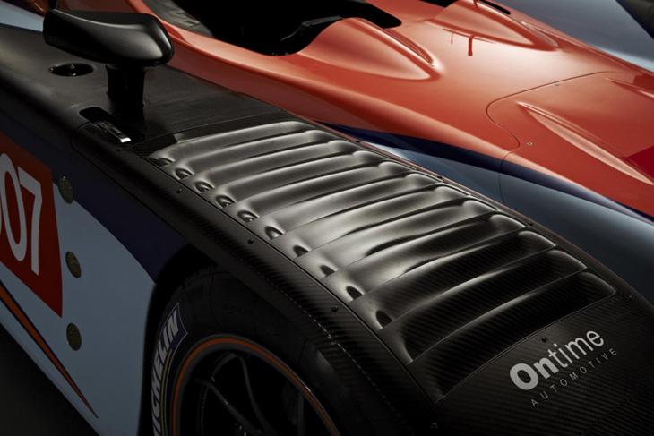 Aston Martin AMR One.