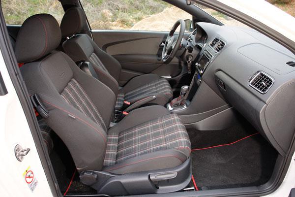 Volkswagen Polo GTi  la prueba