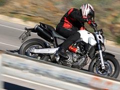 Exigirán experiencia para llevar motos de gran cilindrada