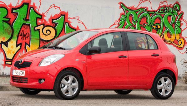 Toyota Yaris Rock in Rio, savia nueva