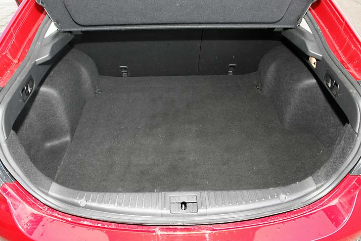 Mazda6 y Opel Insignia: detalles