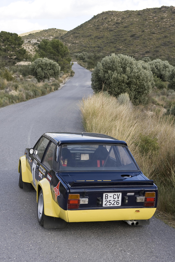 Fiat 131 Abarth Rallye Gr. 4
