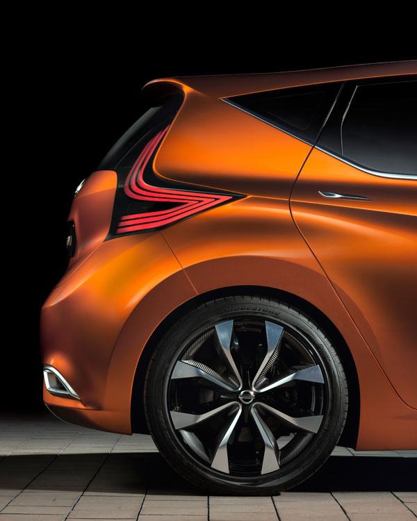 Nissan Invitation en Ginebra 2012