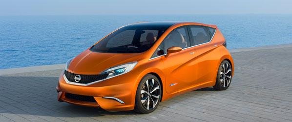Nissan Invitation, el nuevo utilitario japonés
