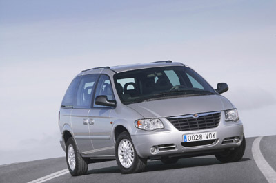 Chrysler Voyager y Grand Voyager
