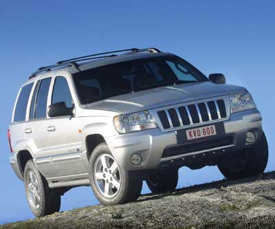 Jeep Madrid