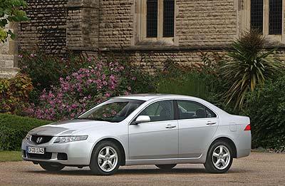 Honda Accord, con el motor i-Ctdi.