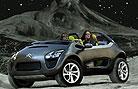 Citroën C-Buggy: Cápsula lunar