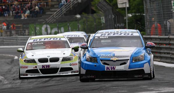 WTCC: Chevrolet triunfa