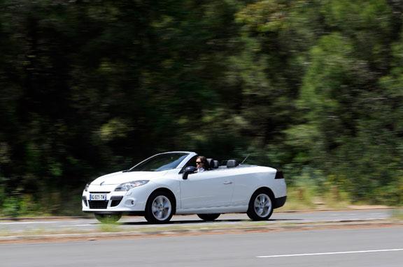 Renault Mégane Coupé-Cabriolet, al detalle