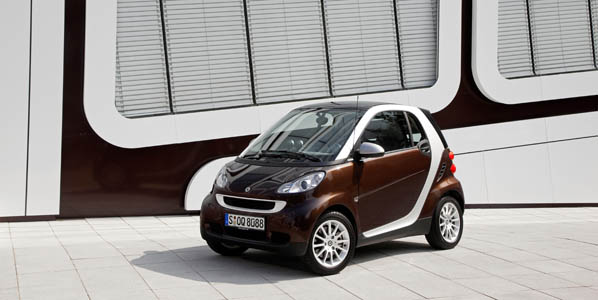 Smart Fortwo 45 mhd